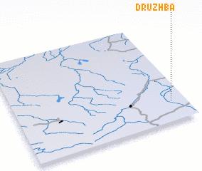 3d view of Druzhba