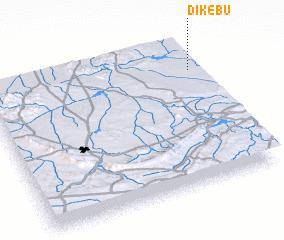 3d view of Dikebu