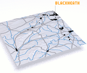 3d view of Blackheath