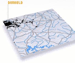 3d view of Dunkeld
