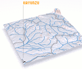 3d view of Kayunzu
