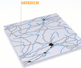 3d view of Ganevichi