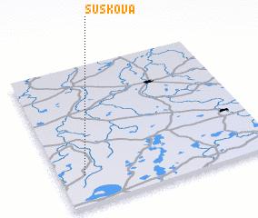 3d view of Šuškova