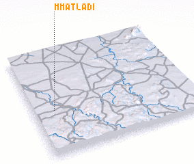 3d view of Mmatladi