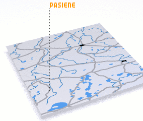 3d view of Pasiene