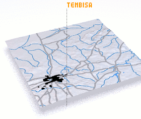 Tembisa (South Africa) map - nona.net