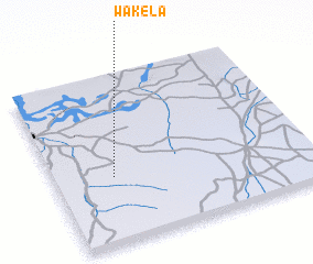 3d view of Wakela