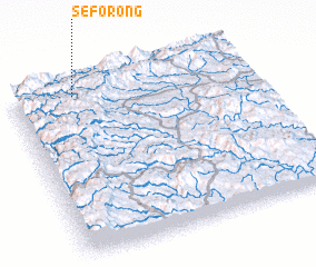 3d view of Seforong