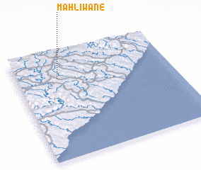 3d view of Mahliwane