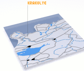 3d view of Krakol\