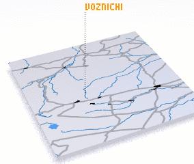 3d view of Voznichi