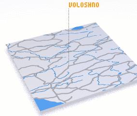 3d view of Voloshno