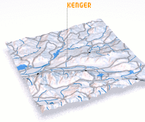 3d view of Kenger