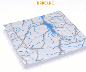 3d view of Kabolwe
