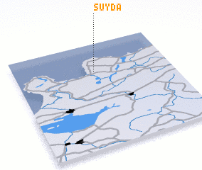3d view of Suyda