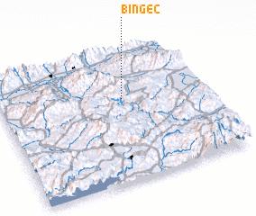 3d view of Bingeç