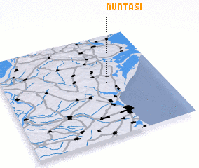 3d view of Nuntaşi