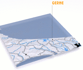 3d view of Germe