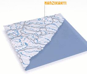 3d view of Manzikahyi