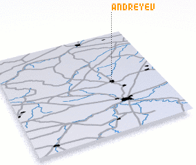 3d view of Andreyev