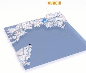 3d view of Ovacık