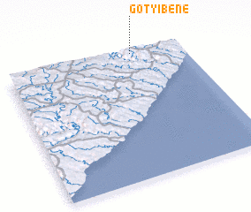 3d view of Gotyibene