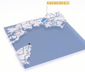 3d view of Kavakarası