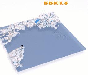 3d view of Karadonlar
