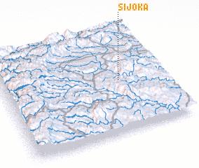 3d view of Sijoka