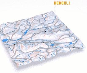 3d view of Bebekli