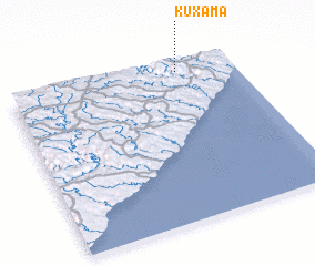 3d view of KuXama