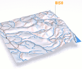 3d view of Biso