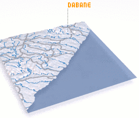 3d view of Dabane