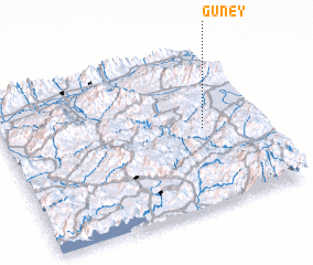 3d view of Güney