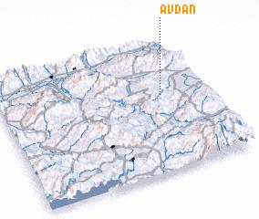 3d view of Avdan