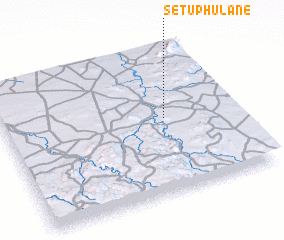 3d view of Setuphulane