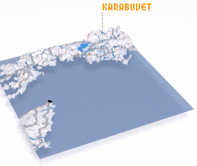 3d view of Karabüvet