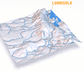 3d view of Luamisole