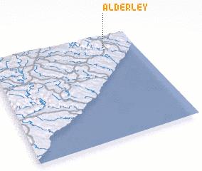 3d view of Alderley