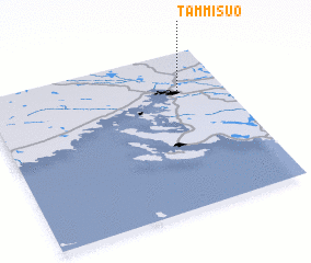 3d view of Tammisuo