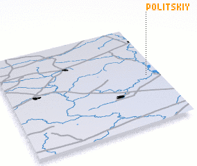 3d view of Politskiy