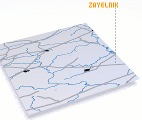 3d view of Zayel'nik