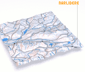3d view of Narlıdere