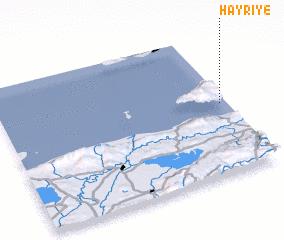 3d view of Hayriye