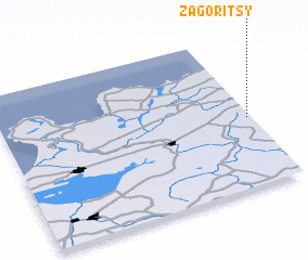 3d view of Zagoritsy