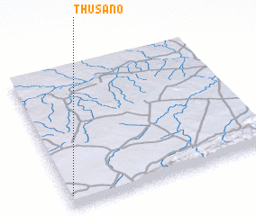 3d view of Thusano