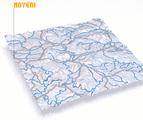 3d view of Moyeni
