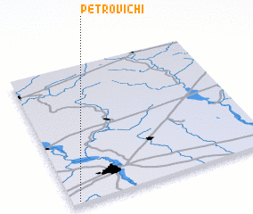 3d view of Petrovichi