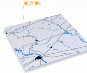 3d view of Golynka