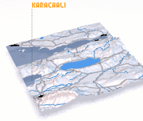 3d view of Karacaali